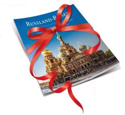 Russland Reisen Katalog 2020
