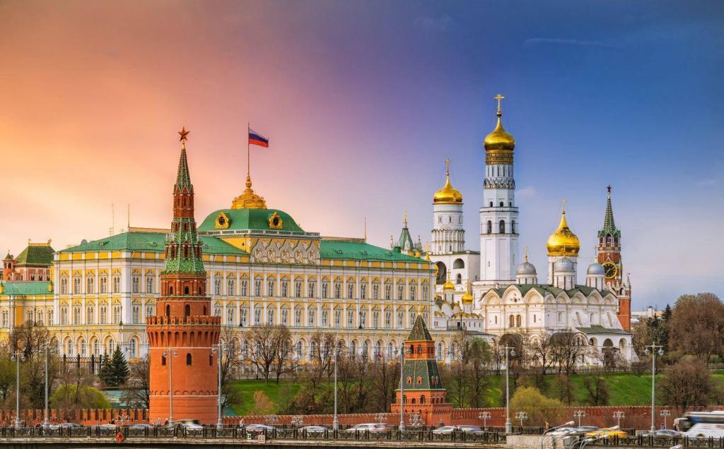 Moskauer Kreml Russland-Reisen