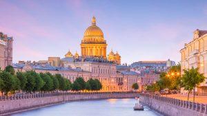 Premium-Reisen nach St. Petersburg