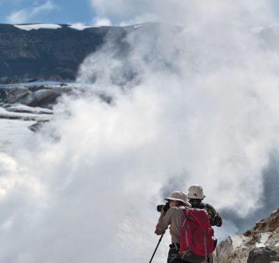 Kamtschatka Vulkan Russland Reisen