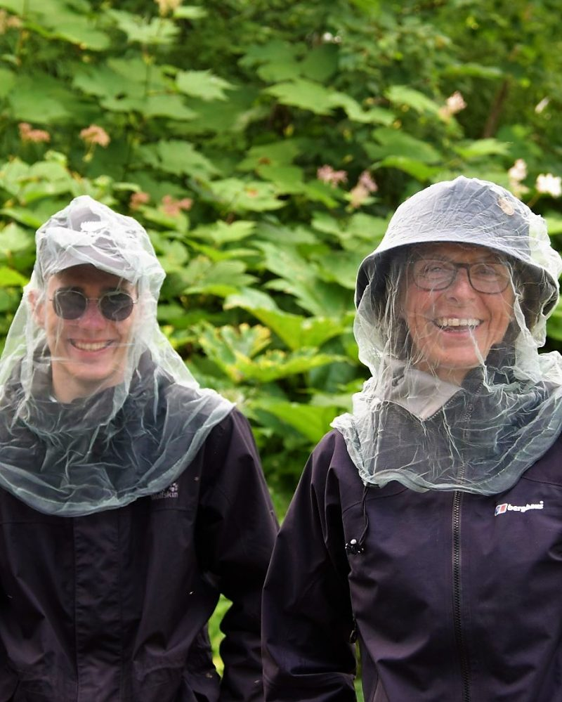 Mückenschutz Erlebnisreisen Russland