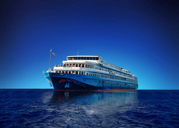Russland Reisen: Flusskreuzfahrt von Moskau nach St. Petersburg mit MS Moonlight Sonata