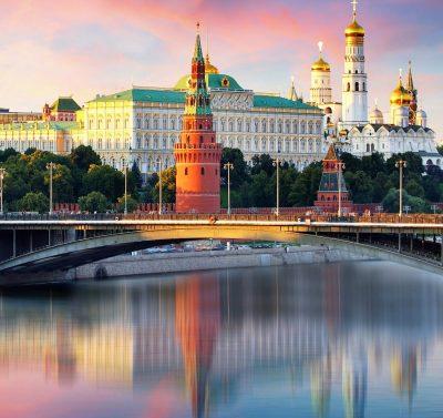 Panorama - Moskauer Kreml