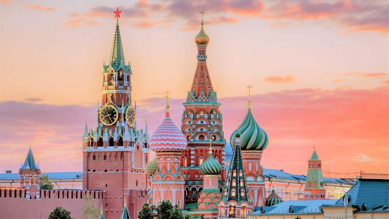 Premium-Reisen nach Moskau