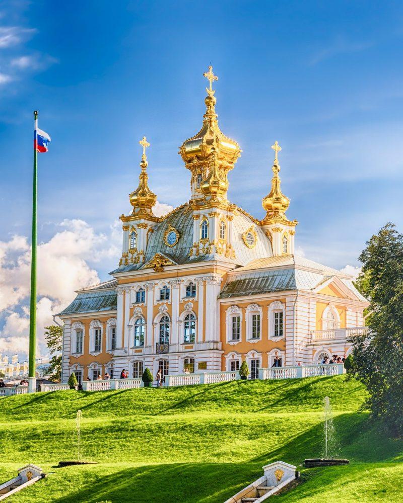 Russland Reisen: Pauschalreise nach St. Petersburg