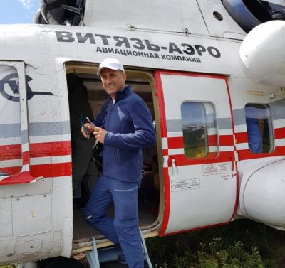 Alexander Kudriavtsev, Reiseveranstalter Russland Reisen