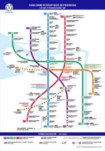 Metroplan St. Petersburg aktuell