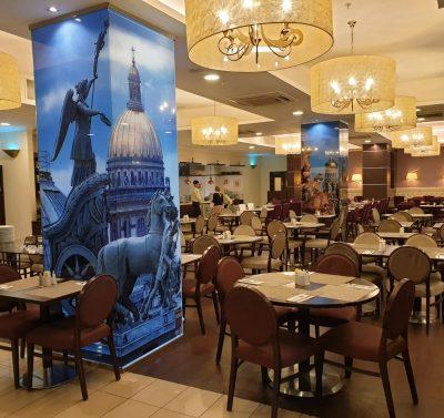Marriott Puschkin Petersburg, Komfort-Plus-Reise Petersburg