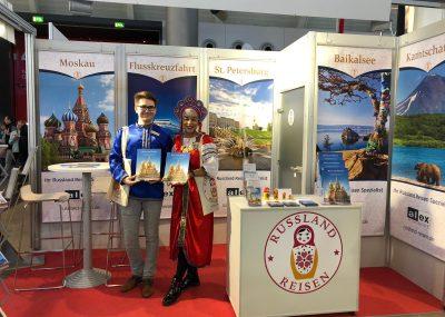Russland Reisen Reise-Messe