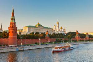Moskau, Kreml, Russland Reisen