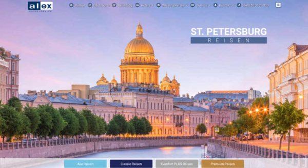 St.-Petersburg-Reisen.de