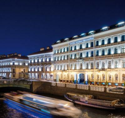 Hotel Kempinski Moika 22 St. Petersburg