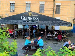 Restaurant St. Petersburg Reisen
