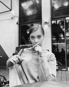 Sankt Petersburg Bloggerin Valeria